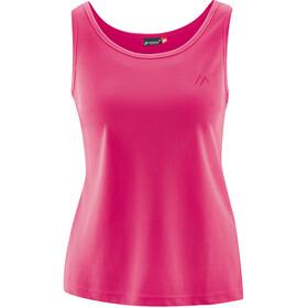 Maier Sports Petra Top Damer, pink